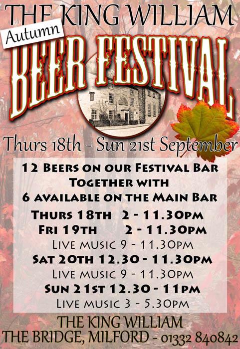 Beer fest Sept 2014 advert