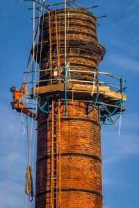 Milford Chimney Work 010
