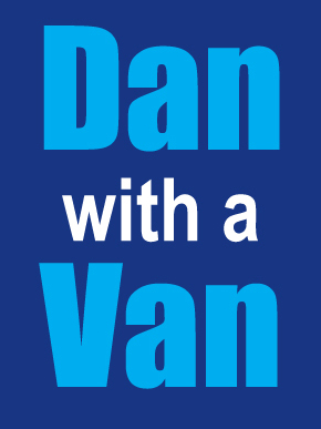 Dan Bull, Who Has Lived In Milford For 7 Years, Has Just Recently Set Up Dan  With A Van, A Furniture Removals Business. He Specialises In Single Item  Moves ...