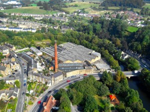 Derwent Mills Project.