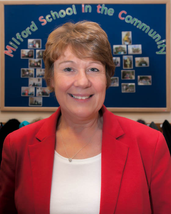 Paula Fox, Head Teacher - Milford Primary 002